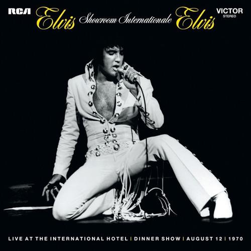 Elvis Presley - Showroom Internationale ( Limited Edition numbered)