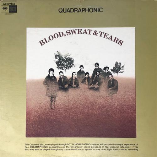 Blood, Sweat & Tears - S/T (Quadrophonic)