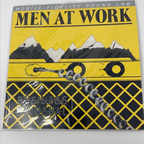Men At Work - Business as Usual (MoFi)