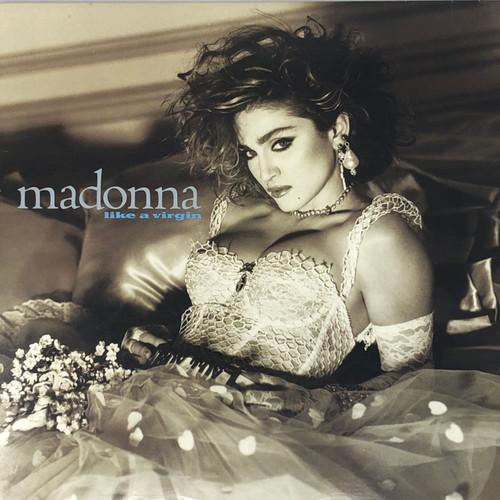 Madonna - Like A Virgin (Complete)