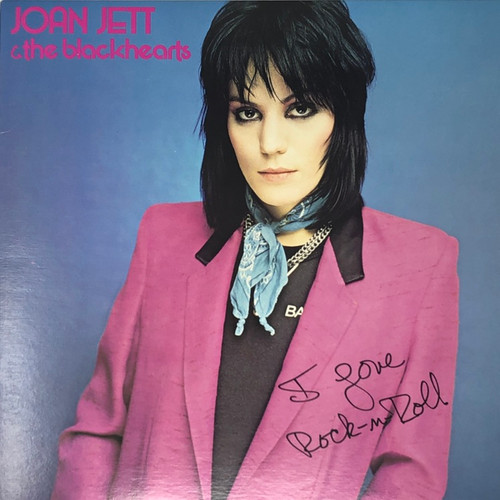 Joan Jett & The Blackhearts - I Love Rock & Roll