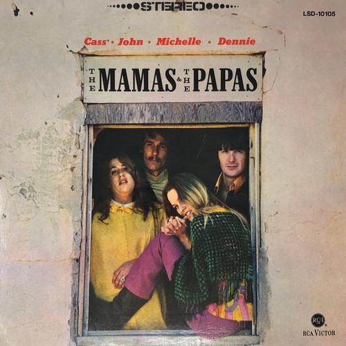 The Mamas & The Papas - S/T (Original German Pressing)