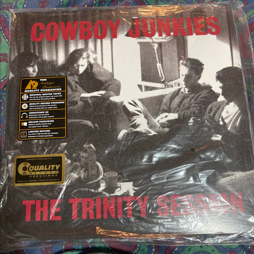 Cowboy Junkies - The Trinity Sessions (Analogue Productions 2LP 200g)