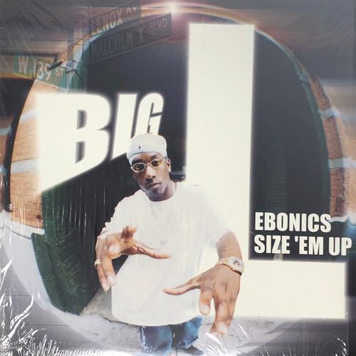 "Big L - Ebonics Size'Em Up (90's 12"" Single in Open Shrink)"