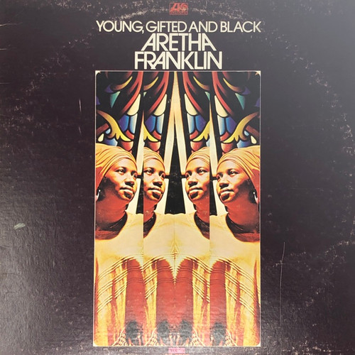 Aretha Franklin - Young, Gifted and Black (AS IS)