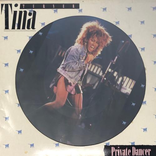 Tina Turner - Private Dancer (UK Picture Disc)