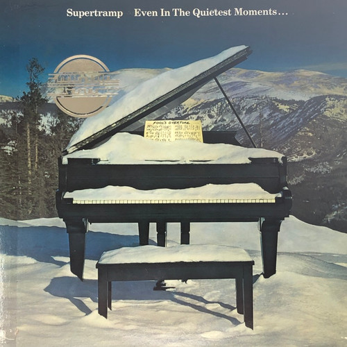 Supertramp - Even Im The Quietest Moments... (Audiophile Series)