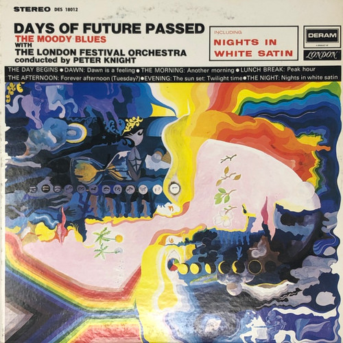 The Moody Blues - Days of Future Passed (Stereo)