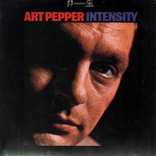 Art Pepper - Intensity