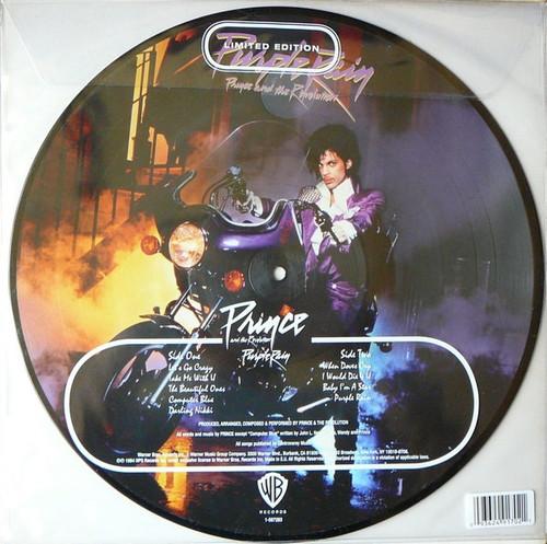 Prince And The Revolution - Purple Rain (Picture Disc)