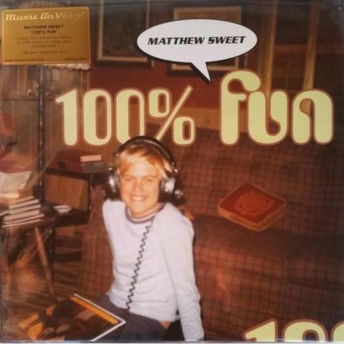 Matthew Sweet - 100% Fun ( Music on Vinyl)