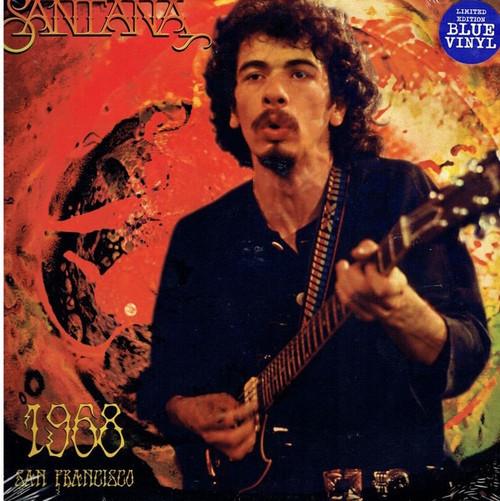 Santana - 1968 San Francisco