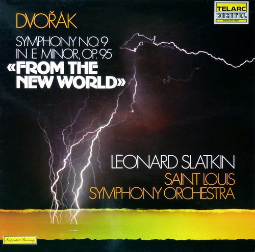 Antonín Dvořák - Symphony No. 9 In E Minor, Op. 95 «From The New World» (Telarc Audiophile)