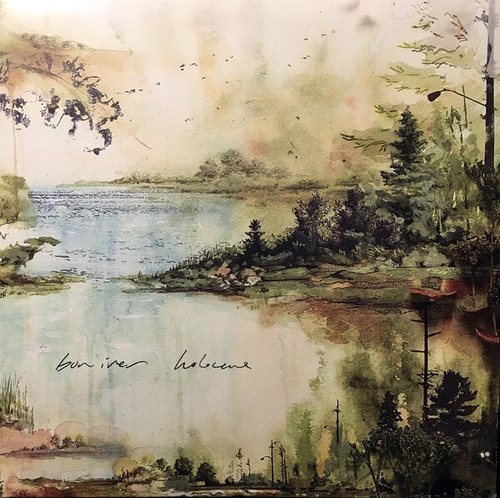 "Bon Iver - Holocene (2011 12"" Single)"