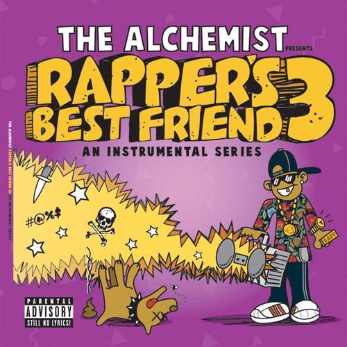 Alchemist - Rapper's Best Friend 3 (An Instrumental Series)