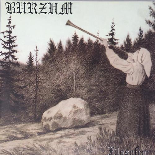 Burzum - Filosofem (2008 UK Reissue Black Vinyl)