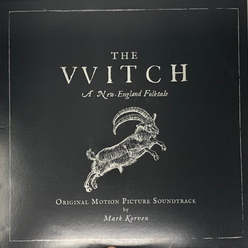 Mark Korven - The VVitch (Original Motion Picture Soundtrack - Limited Edition Coloured Vinyl)