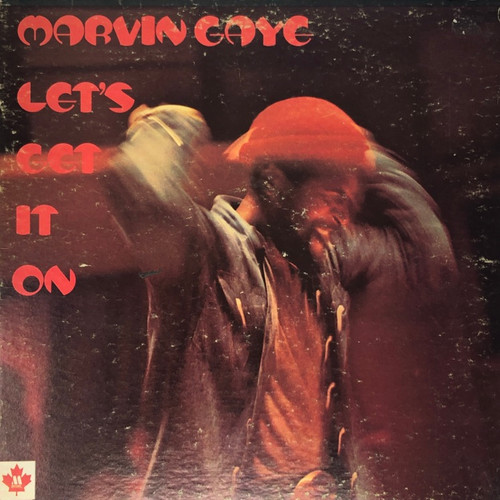 Marvin Gaye - Let's Get It On (AS IS)