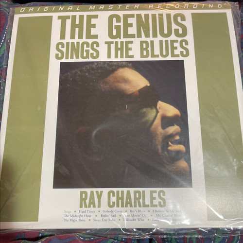 Ray Charles - The Genius Sings the Blues (MoFi)