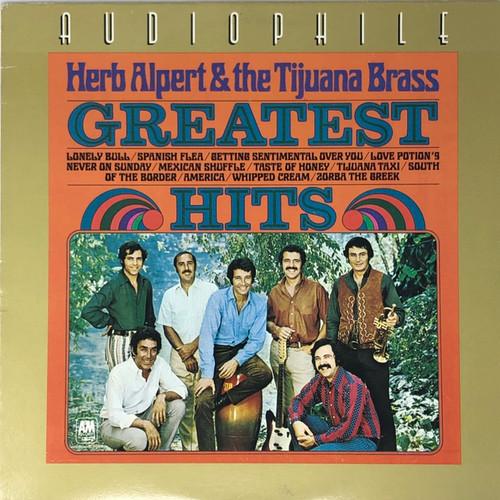 Herb Alpert & The Tijuana Brass - Greatest Hits (Audiophile Series)