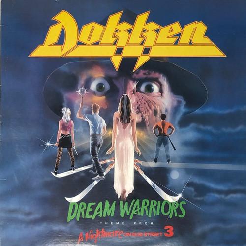 Dokken - Dream Warriors (Theme From A Nightmare On Elm Street 3)