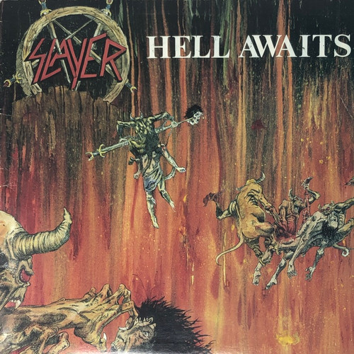 Slayer - Hell Awaits (AS IS)