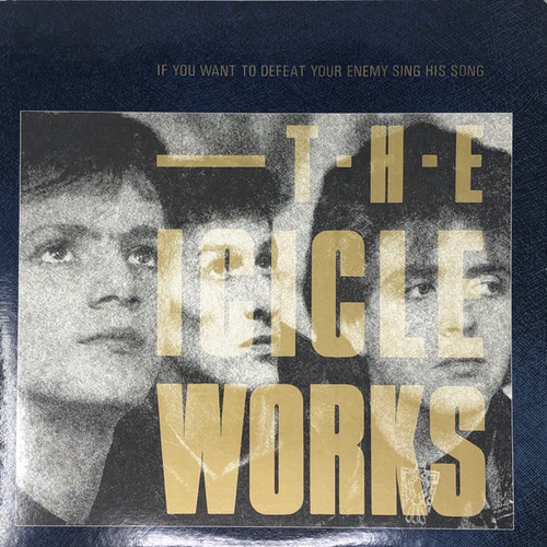 The Icicle Works - If You Want To Defeat Your Enemy Sing His Song