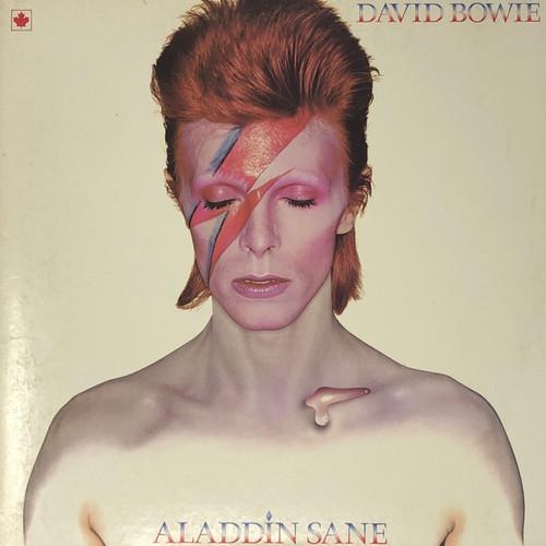 David Bowie - Aladdin Sane (Complete)