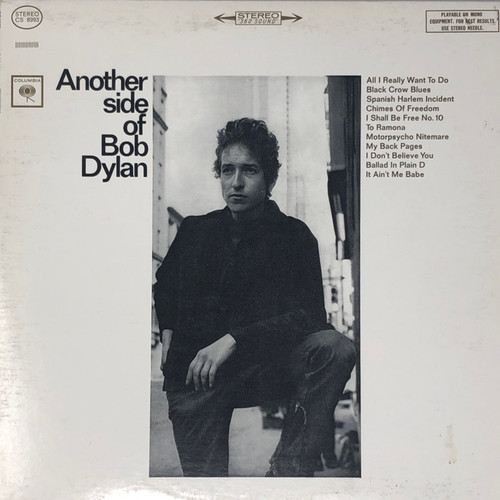 Bob Dylan - Another Side of Bob Dylan (1975 Canadian Reissue VG++)