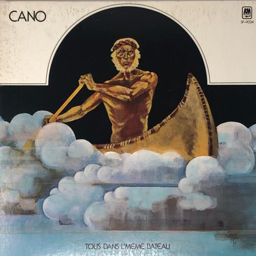 CANO - Tous dans l'même bateau (VG)