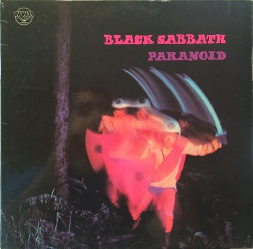 Black Sabbath - Paranoid ( 1973 WWA UK pressing)