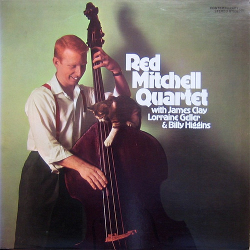 Red Mitchell Quartet - Red Mitchell Quartet