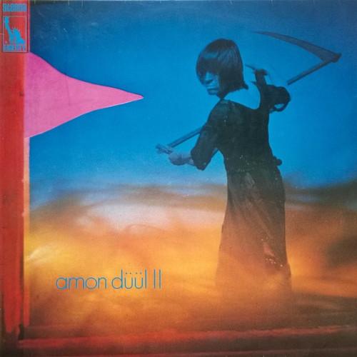Amon Düül II - Yeti ( 1971 German Import with hype stickers Vinyl is NM)