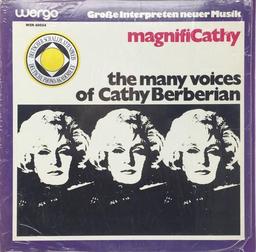 Cathy Berberian - MagnifiCathy (The Many Voices Of Cathy Berberian)
