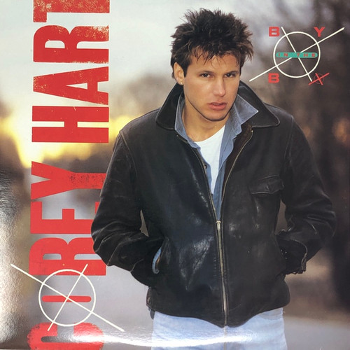 Corey Hart - Boy in The Box (with Poster)
