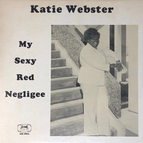 Katie Webster - My Sexy Red Negligee (US 1982)