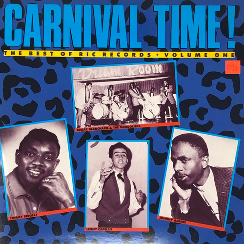 Various - Carnival Time! (The Best Of Ric Records Volume One)