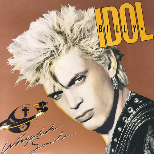 Billy Idol - Whiplash Smile (VG++)