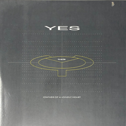 "Yes - Owner of a Lonely Heart (12"" Single)"