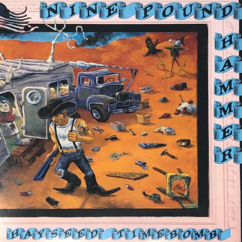 Nine Pound Hammer - Hayseed Timebomb (US 1994)