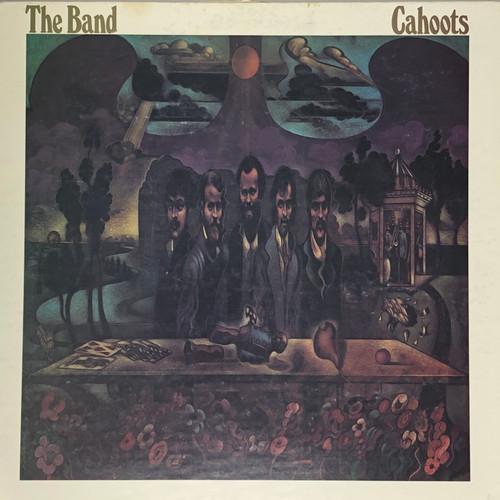 The Band - Cahoots (US Press)
