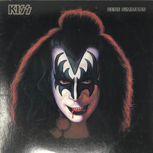 KISS - Gene Simmons (US Press)