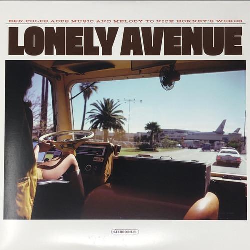 Ben Folds - Lonely Avenue (2010 Vinyl)