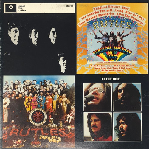 The Rutles - S/T  (-VG)