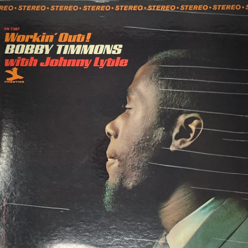 Bobby Timmons / Johnny Lytle - Workin' Out! (US Stereo Prestige)