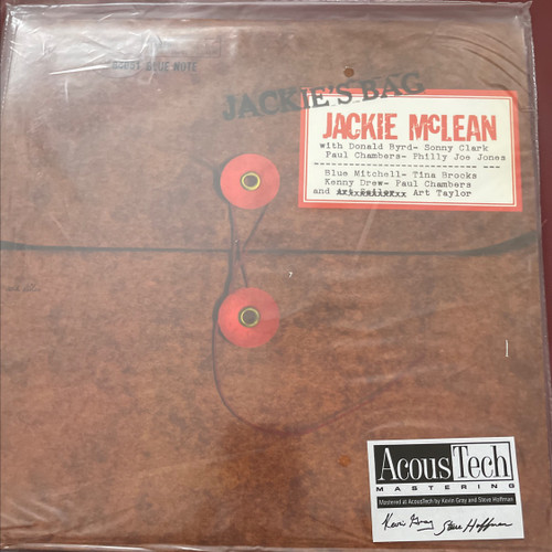 Jackie McLean - Jackie's Bag (Analogue Productions 200g)