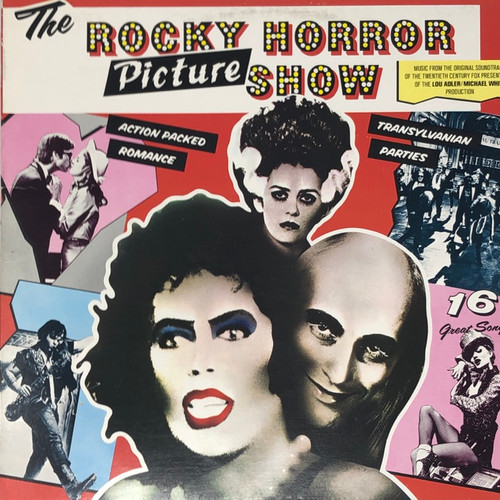 Various - The Rocky Horror Picture Show