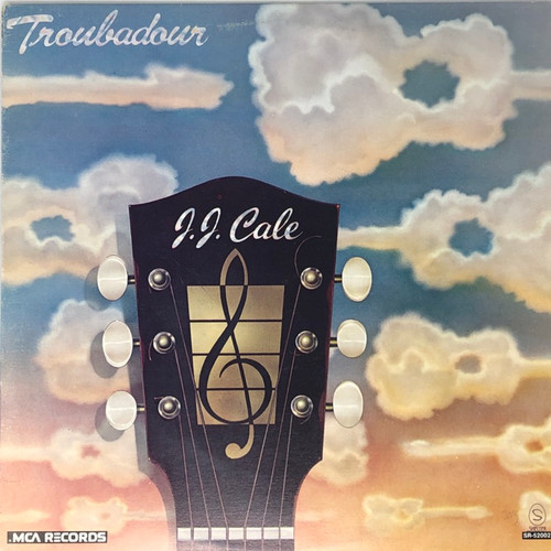 J.J. Cale - Troubadour (Early Reissue VG+)