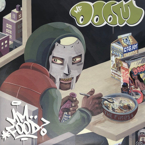 MF Doom - MM..Food (2007 Early Press)