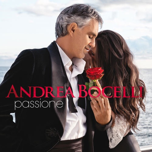 Andrea Bocelli - Passione (2013 Vinyl)
